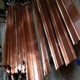 深圳紫铜止水带 工程防漏用红铜止水板 加工折边