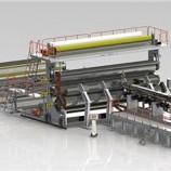 tpo防水卷材生产线、防水卷材、金韦尔防水设备