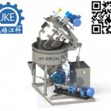 无锡江科 欧美标准果酱生产用真空均质乳化机
