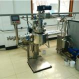 VEM-5 实验室用真空均质乳化机