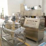 VEM-250L 化工用高速剪切真空均质乳化机
