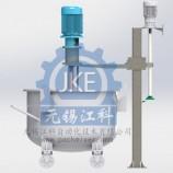 无锡江科 HM乳化配料机,高剪切均质机,高速乳化机