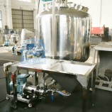 生物肌体组织的匀浆破碎用高效在线粉液混料机