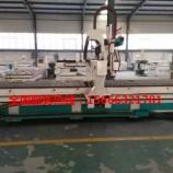 济南诺亚厂家直供cnc木工加工中心 开料卡槽打孔一体机