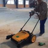 工厂机械清洁注定替代人工清洁