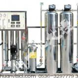 1吨/时单级反渗透设备经济型-山东水处理设备