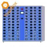 邮宝96门手机充电柜 部队智能手机柜 存放柜 电子储物柜